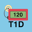 Diabetes Carb Counter for Type 1 Diabetics icon