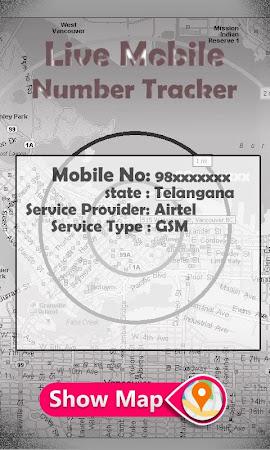 Mobile Number Tracker 1.0.4 screenshot 658576