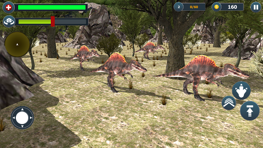 Dinosaur Simulator Free apkpoly screenshots 5
