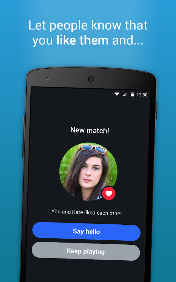 dating apps like hot or not The dating app, woo, promises to connect you with interesting people, which it shortlists on the basis of your interests and lifestyle the app offers verified profiles so that there is no problem with the security of the user same as tinder, you can swipe right if you like a profile and left if you don't like one.