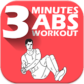 3 Minutes Abs Workout