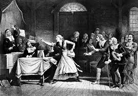 Image result for witch trials in salem