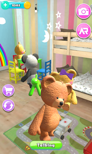 My Talking Bear 1.0.3 screenshots 6