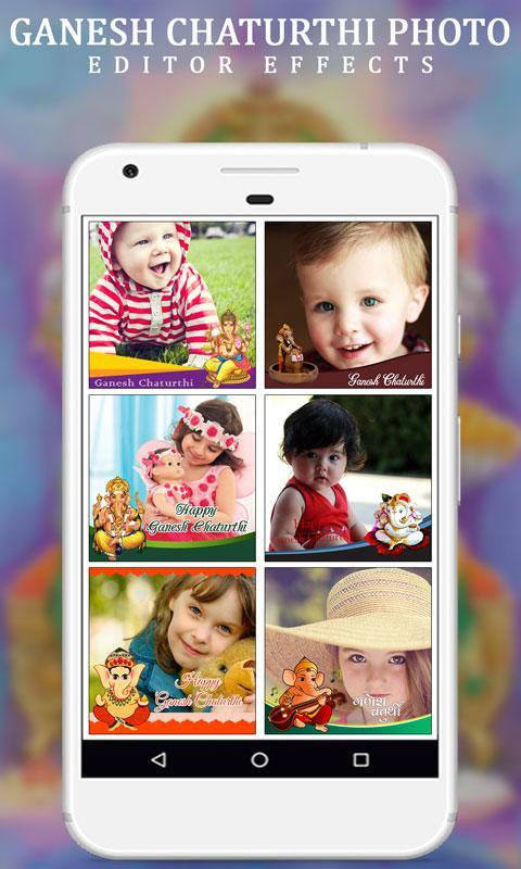 Ganesh Chaturthi Photo Editor Effects - Aplicaciones de Android en ...