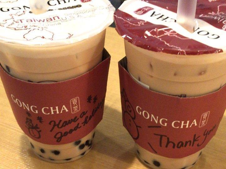 ゴンチャ 原宿表参道店 (Gong cha)
