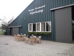 Photo: Eerst even langs manege Nijenkamp