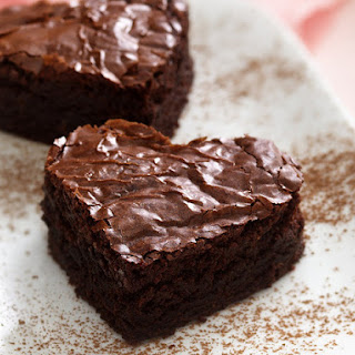Heart Healthy, Whole-Grain Brownies