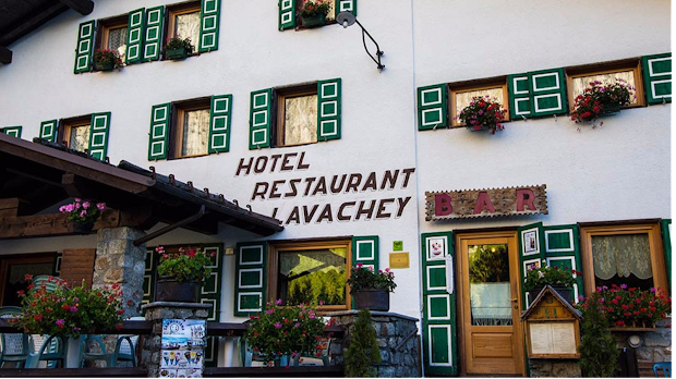 hotel Lavachey