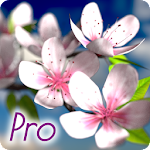 Spring Flowers 3D Parallax Pro Icon