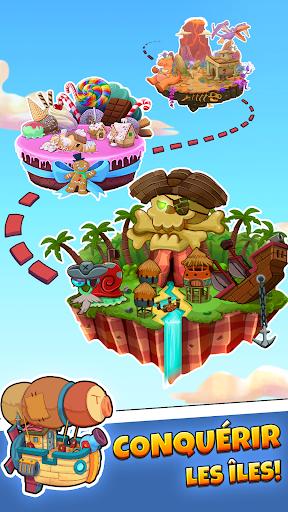 Télécharger Gratuit King Boom - Aventure De L'île Du Pirate APK MOD (Astuce) screenshots 5