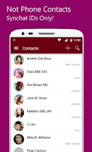 SYNchat Messenger screenshot 3
