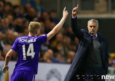 """Retraité à 29 ans, André Schürrle revient sur un passage difficile de sa carrière : """"José Mourinho m'a brisé"""""""