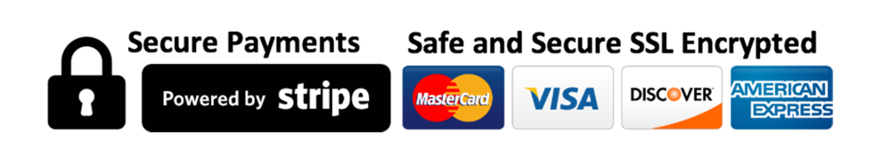 secure payment icons