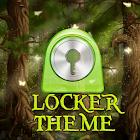Tema del bosque GO Locker icon