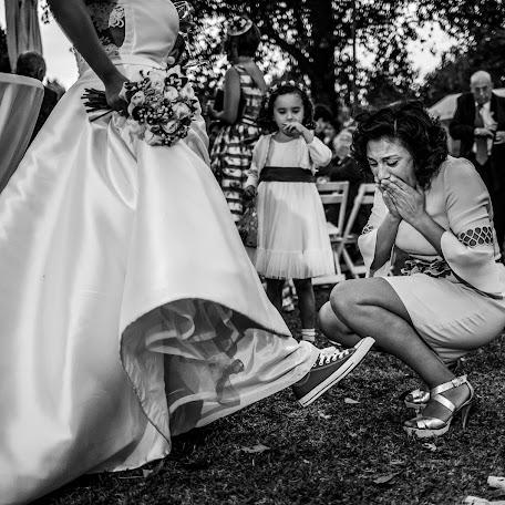 Wedding photographer Rafael ramajo simón (rafaelramajosim). Photo of 23.02.2018