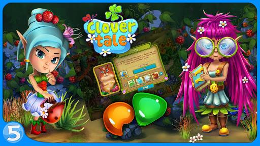 Clover Tale [Mod] Apk - Câu chuyện về cỏ ba lá