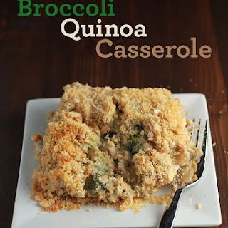 Healthy Broccoli Casserole With Ritz Crackers Recipes