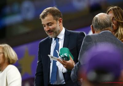 """""""A Anderlecht on m'a dit: si tu veux une prolongation ou un transfert, il faut prendre Mogi"""""""