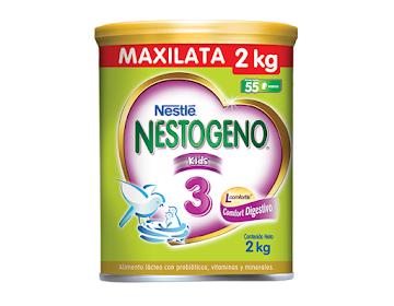 //Alimento Lacteo   Nestogeno 3 L Comfortis Lata X 2kg