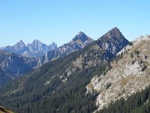 Photo: Blick zu den Lechtaler Alpen