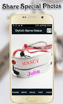 Stylish Name Maker 2017 - screenshot thumbnail 13