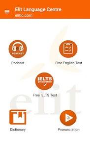 Elit App - náhled