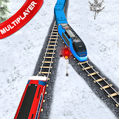 Train Simulator Multiplayer Game