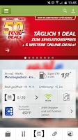 Screenshot of real,- leaflet, coupons
