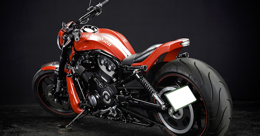 "Harley-Davidson Night Rod ""Scuderia"" by Bad Land"