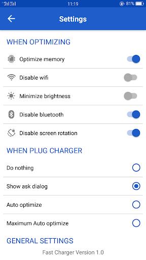 Quick charge screenshot 8