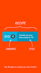 DO Button by IFTTT Screenshot 3