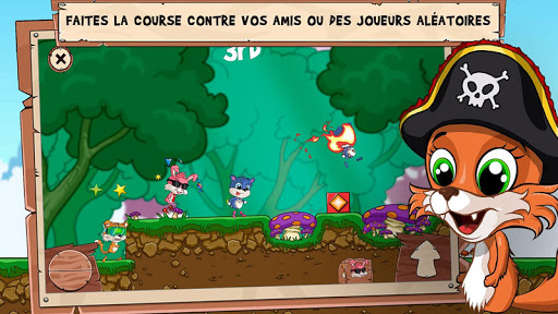 Fun Run 2 - Multiplayer Race  captures d'écran 2