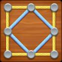 Line Puzzle: String Art icon