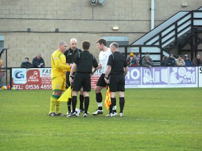 Photo: 26/11/11 v North Ferriby United (FA Trophy 3rd Round Qualifying) 1-1 - contributed by Bob Davies