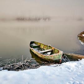 by Silviu Zlot - Transportation Boats
