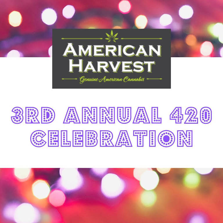 American Harvest - Medical & Recreational Retail Cannabis Store