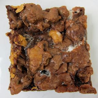 Rocky Road Brownies Recipe
