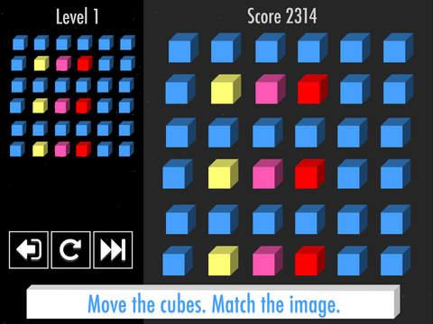 Cube Match- screenshot
