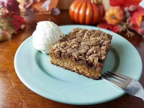 "Pumpkin Spice Crumb Cake""This crumb cake is what happens when pumpkin pie..."