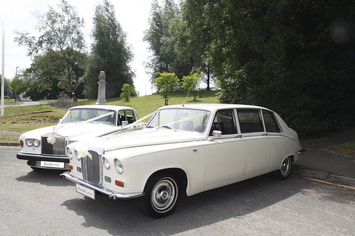 Daimler Ds420 Hire Blackwood