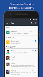 VoiSmart Chat for PC-Windows 7,8,10 and Mac apk screenshot 1