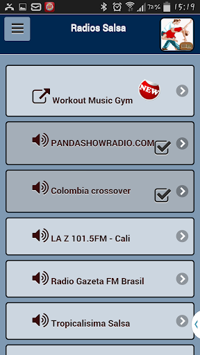 Musica Radio Online Salsa