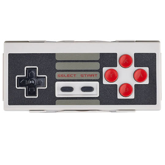 8bitdo NES30 Bluetooth Gamepad (Retro)