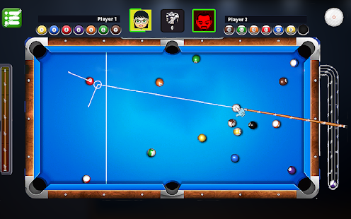 Snooker Ball Pool 8 2017 Screenshot