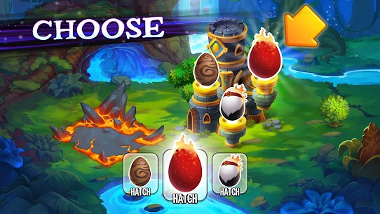 Monster Legends (MOD Always Win, No Skill Costs) 2