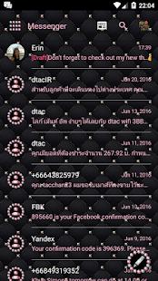Diamond Pink SMS Zprávy - náhled