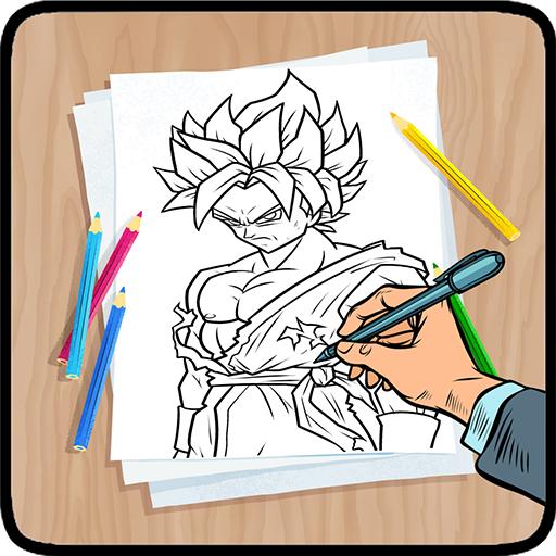 How To Draw Cartoon Anime 3.0 screenshots 17