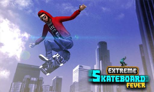 スケートボードスタントゲーム2017