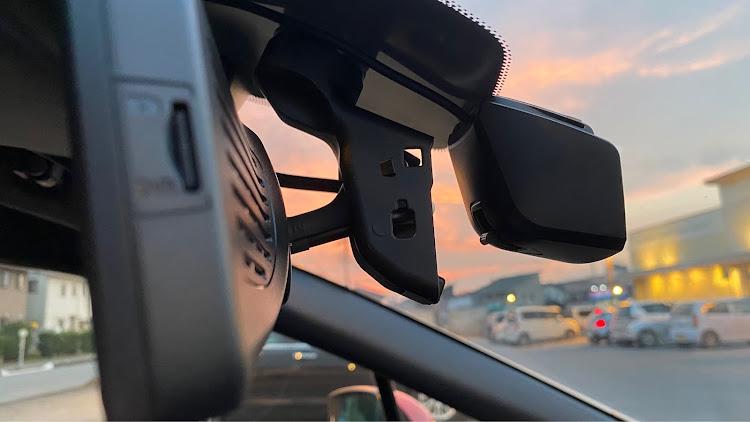 WRX S4 VAGのVAG,WRX S4,ドラレコ取付,ドライブレコーダー取付,MDR-A001に関するカスタム&メンテナンスの投稿画像4枚目