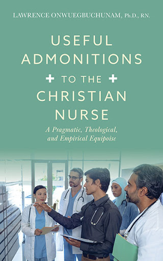 Useful Admonitions to the Christian Nurse cover